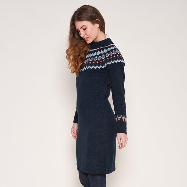 Brakeburn Fairisle Dress Size 16