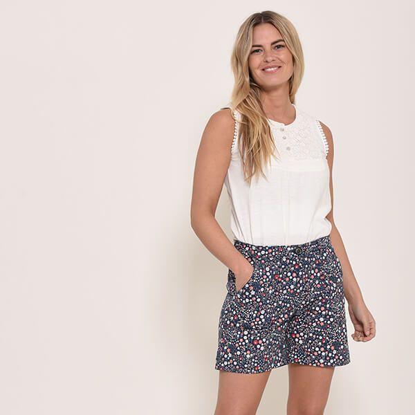 Brakeburn Disty Print Shorts