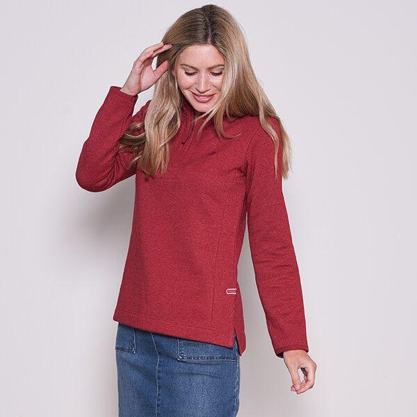 Brakeburn 1/4 Zip Sweatshirt