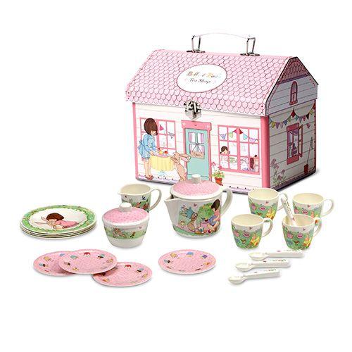 Belle & Boo Melamine Tea Set In House