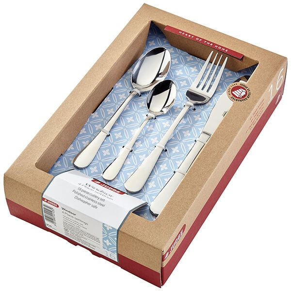 Judge Windsor 16 Piece Cutlery Set