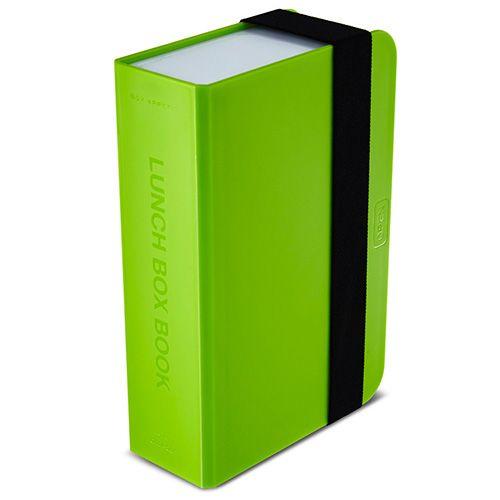 Black + Blum Lime Lunch Box Book