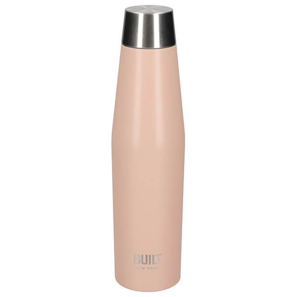 Built Mindful Perfect Seal 540ml Pale Pink Hydration Bottle