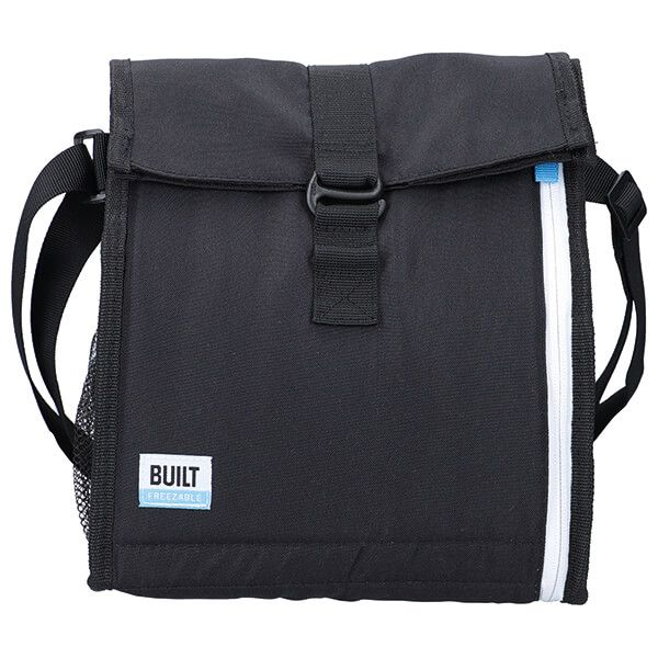 Built Large Lunch Bag with Removable Ice Gel Packs