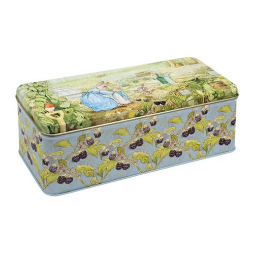Peter Rabbit Long Deep Rectangular tin