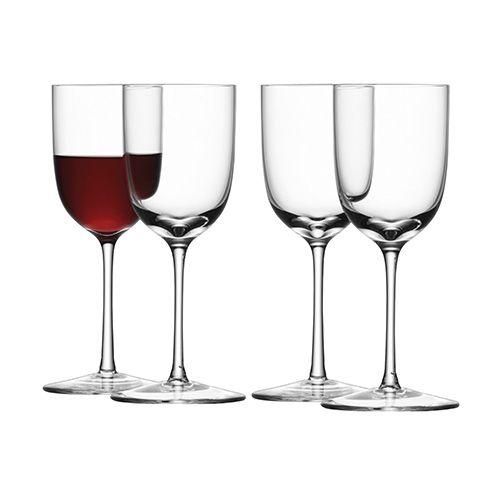 LSA Bar Port Glass Set Of Four