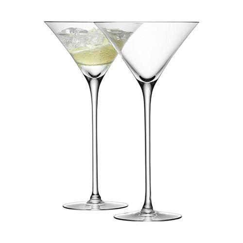 LSA Bar Cocktail Glass Set Of Two