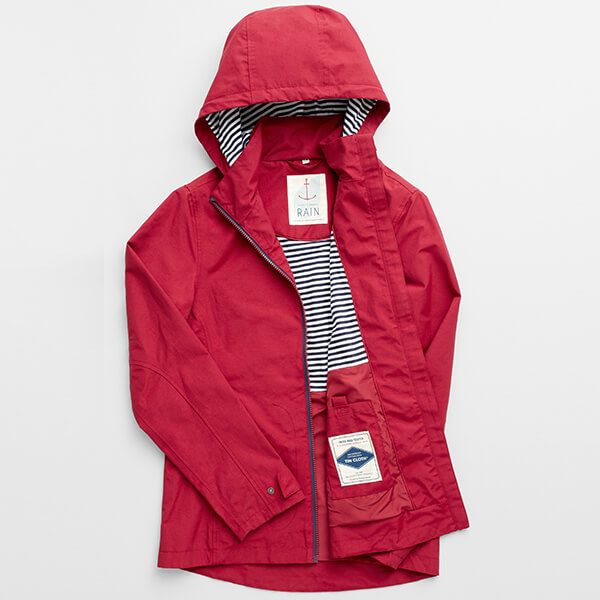Seasalt Lagoon Jacket Mainsail