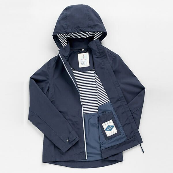 Seasalt Lagoon Jacket Midnight