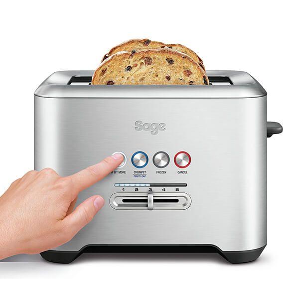 Sage A Bit More 2 Slice Toaster