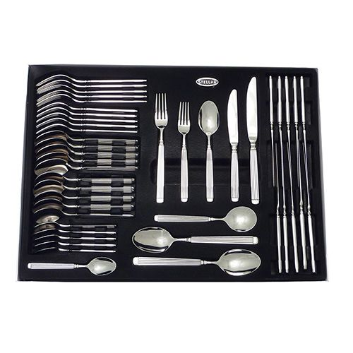 Stellar Buckingham 44 Piece Cutlery Gift Box Set
