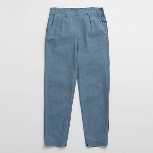 Seasalt Nanterrow Trousers Blue Sail
