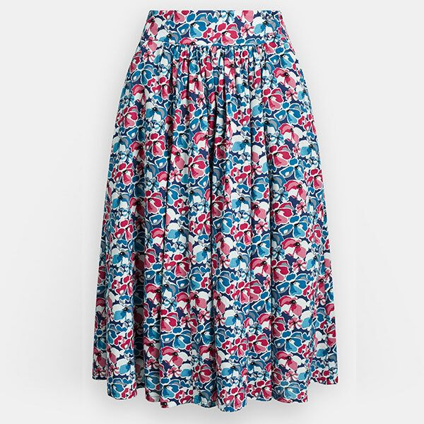 Seasalt Forsythia Skirt Samson Flower Charm
