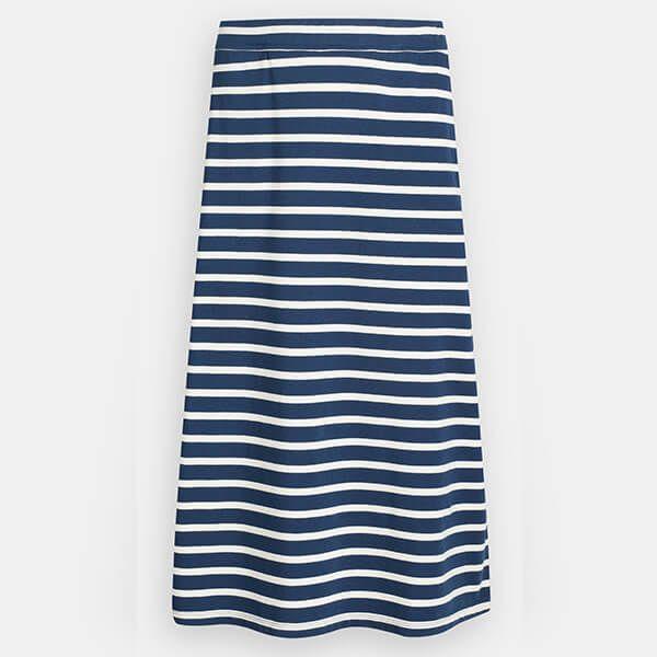 Seasalt Island Days Skirt Breton Harbour Ecru