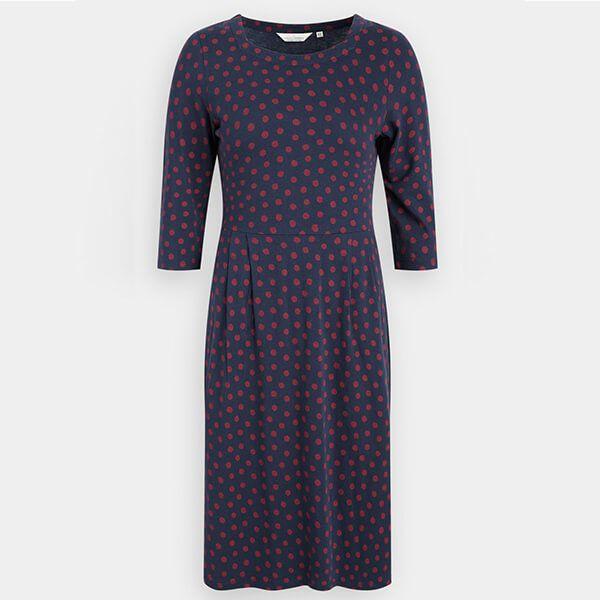 Seasalt Tamsin Dress Inked Spot Magpie