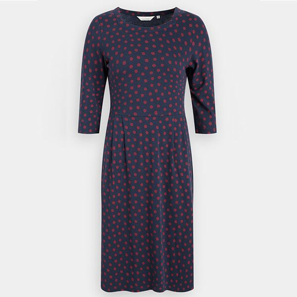 Seasalt Tamsin Dress Inked Spot Magpie Size 8
