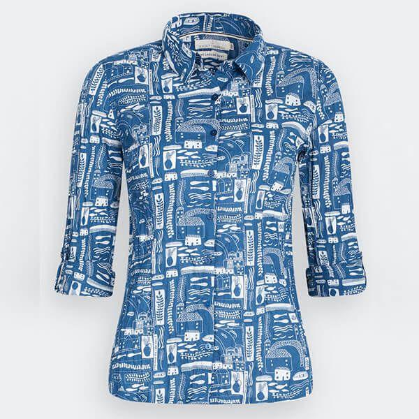 Seasalt Larissa Shirt Bryan's St Ives Sailor