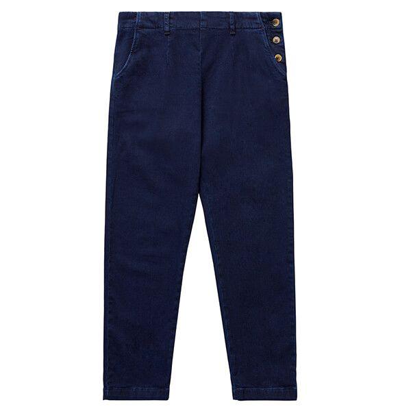 Seasalt Waterdance Trouser Dark Indigo Wash Size 12