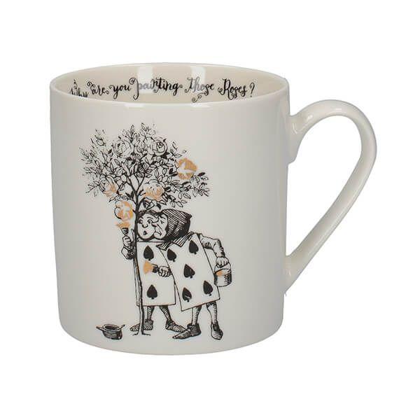 Alice In Wonderland The Gardeners Mug