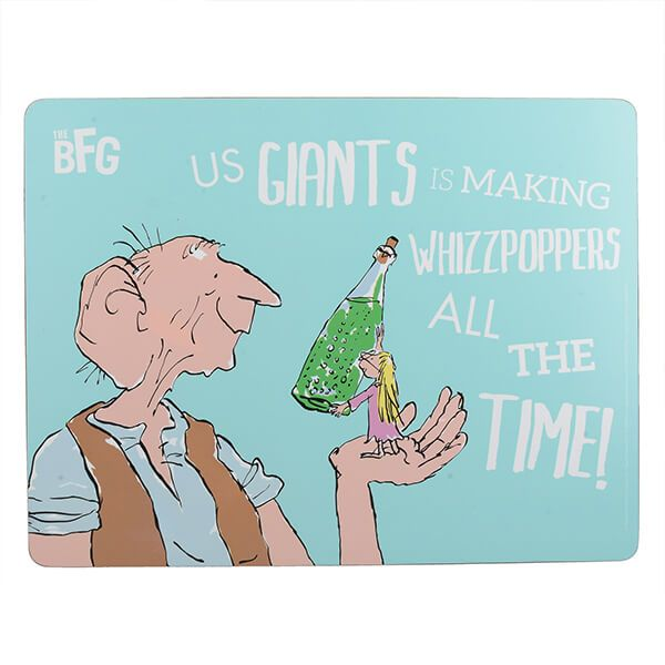 Roald Dahl BFG Single Placemat