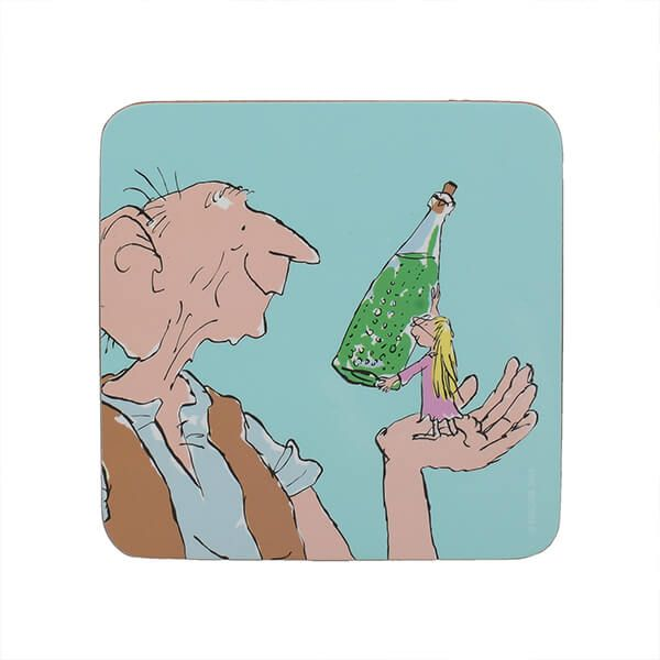Roald Dahl BFG Single Coaster