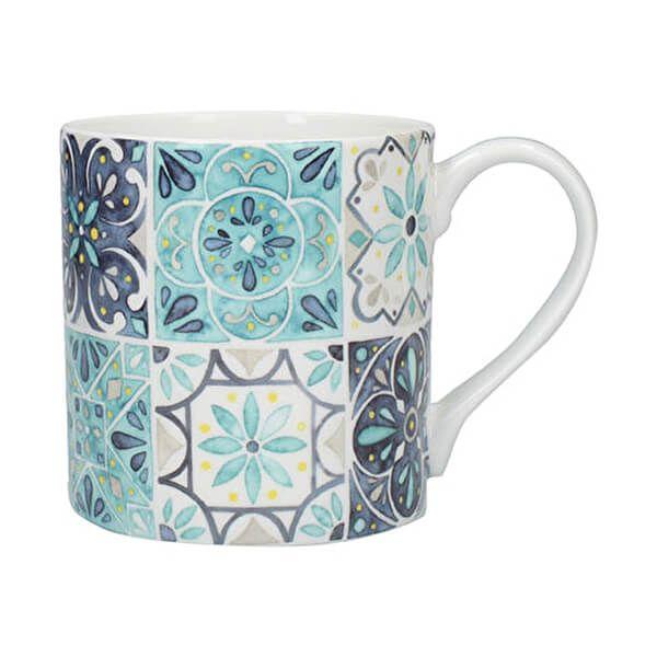 Creative Tops Green Tile Small Can Mug