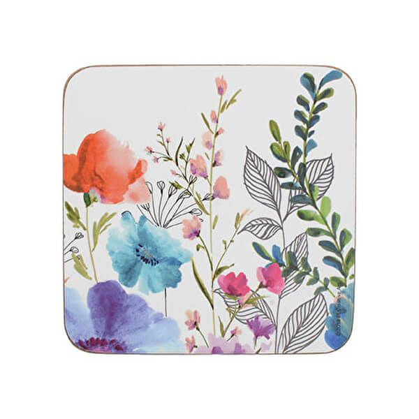 Creative Tops Meadow Floral Pack Of 6 Coasters