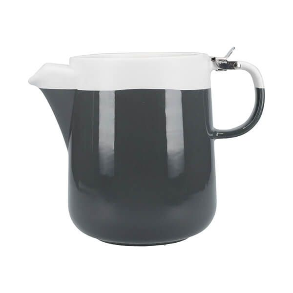 La Cafetiere Barcelona 1200ml Teapot Cool Grey