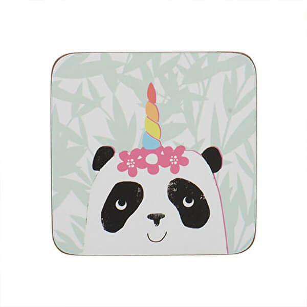 Creative Tops OTT Pandicorn Pack Of 4 Coasters