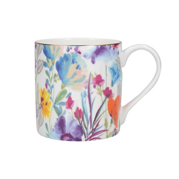 Creative Tops Meadow Floral Can Mug