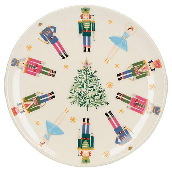 The Nutcracker Collection Nutcracker Canape Plate