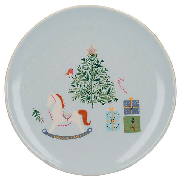 The Nutcracker Collection Christmas Tree Canape Plate