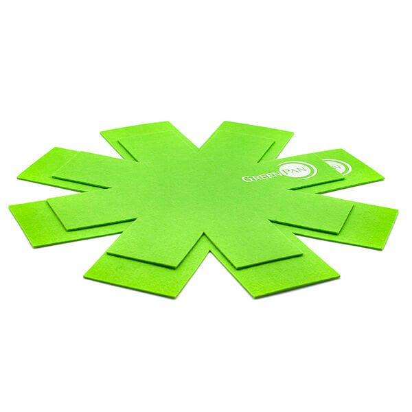 GreenPan Pan Protector Set of 2 Medium & Large