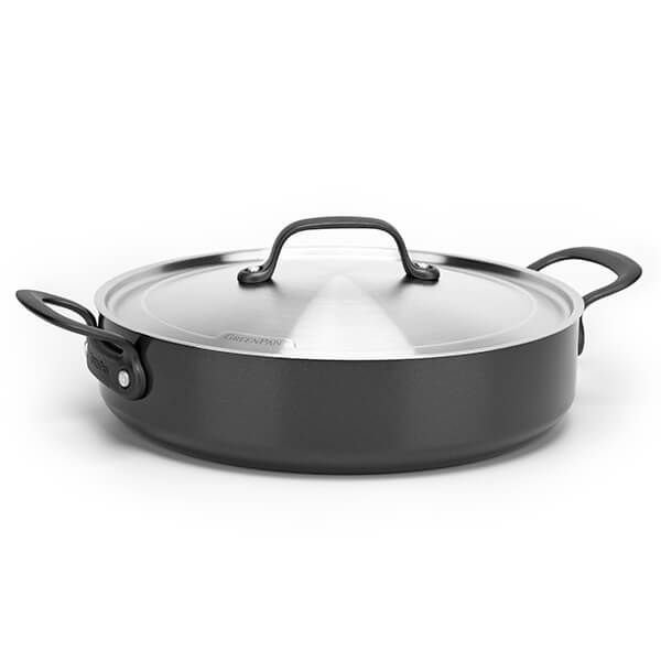 GreenPan Craft 30cm Sauté Pan with Lid
