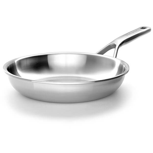 KitchenAid Multi-Ply Stainless Steel 3ply 28cm Uncoated Frypan