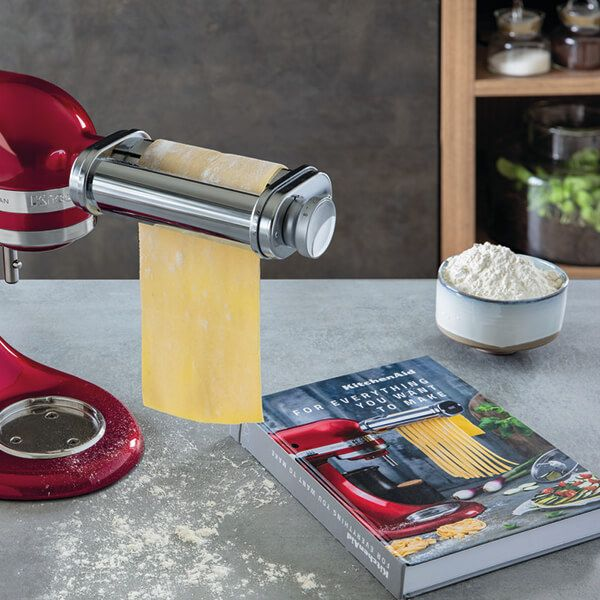 KitchenAid Cookbook