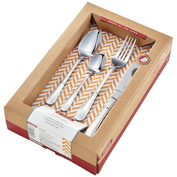 Judge Lincoln 24 Piece Cutlery Set
