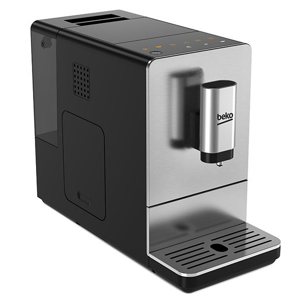 Beko Bean To Cup Stainless Steel Coffee Machine