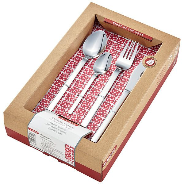 Judge Beaumaris 24 Piece Cutlery Set