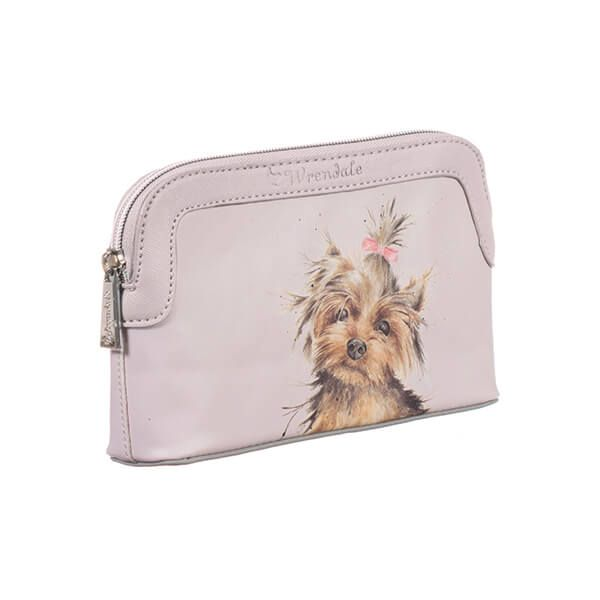 Wrendale Designs A Dog's Life Small Cosmetic Bag