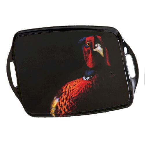 Country Matters Pheasant Tray