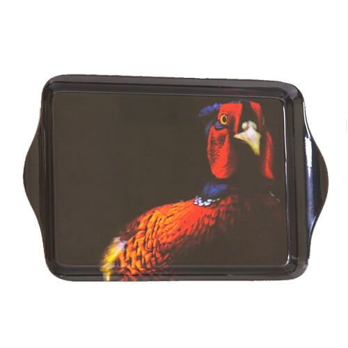 Country Matters Pheasant Trinket Tray