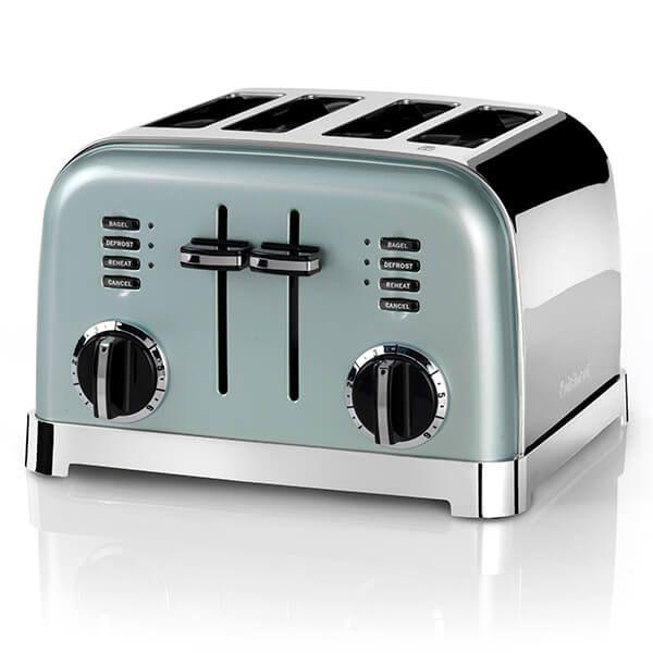 Cuisinart Style Collection 4 Slice Toaster Light Pistachio