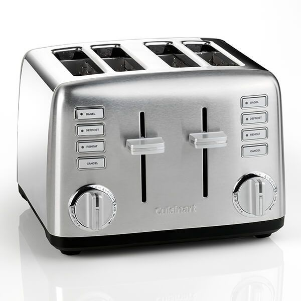 Cuisinart Signature Collection 4 Slot Toaster