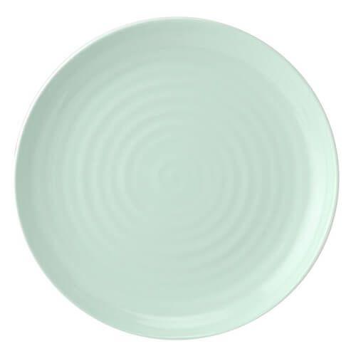 Sophie Conran Colour Pop Coupe Plate Celadon 10.5