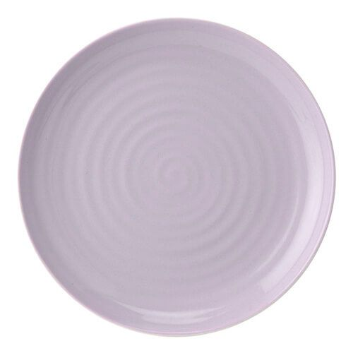 Sophie Conran Colour Pop Coupe Plate Mulberry 10.5