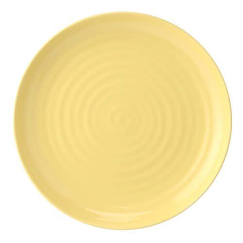 Sophie Conran Colour Pop Coupe Plate Sunshine 10.5