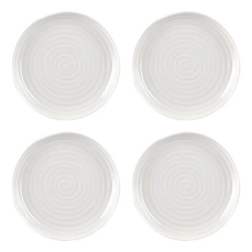 Sophie Conran Coupe Plate White 6.5