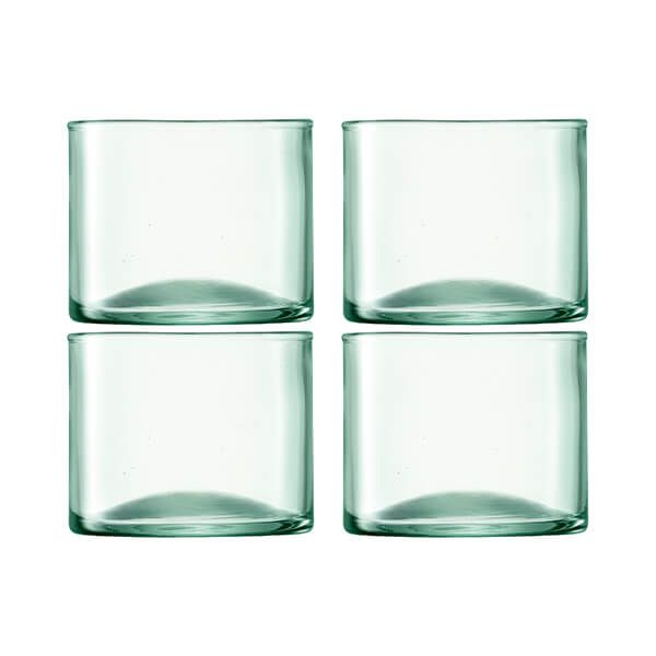LSA Canopy 270ml Low Tumbler Set Of 4
