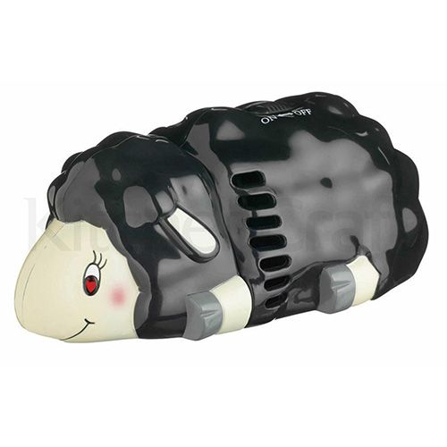 Crumb Pet Novelty Table Top Vacuum Cleaner - Black Sheep